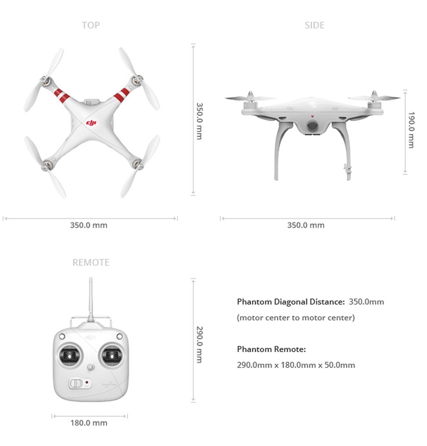 Dji Phantom 2 Online Quadcopters Store Israel Buy Price Wiring Diagram