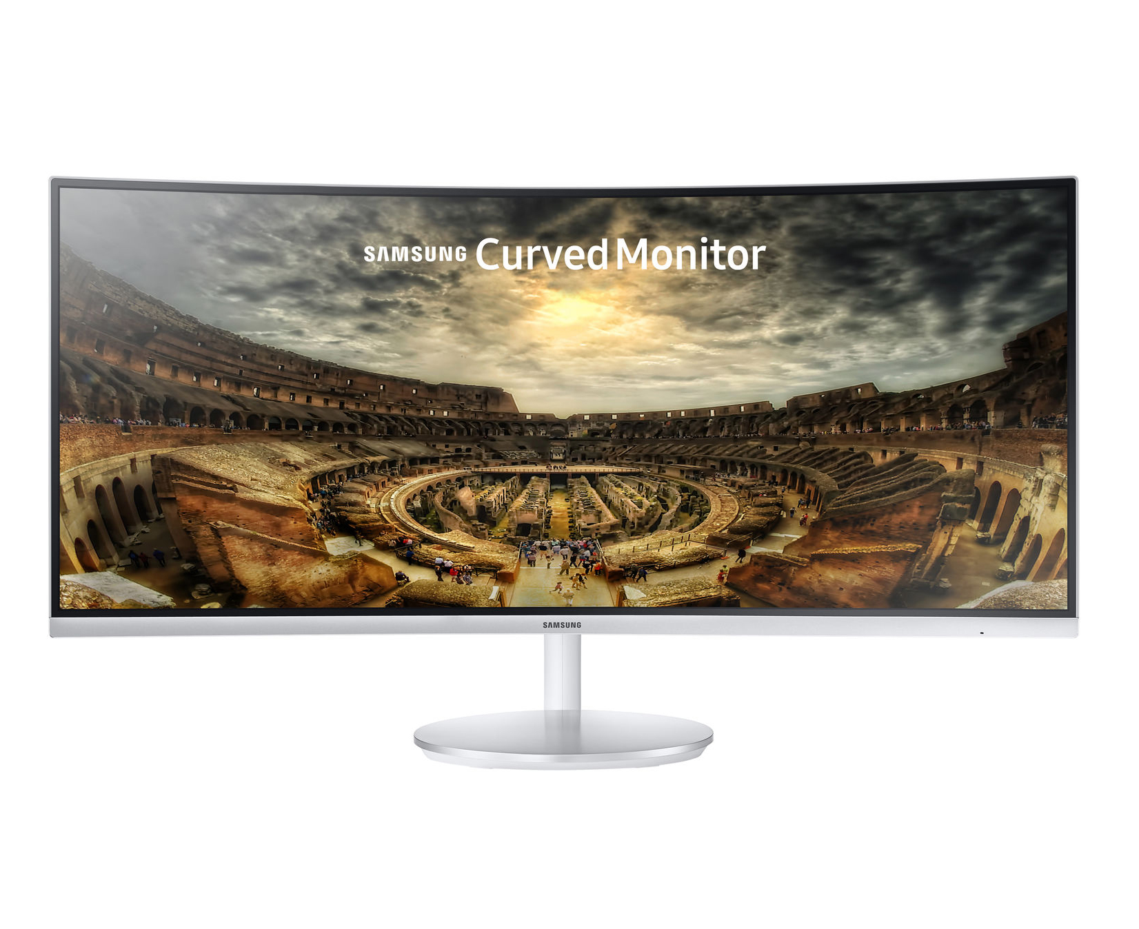 Monitor Samsung C34F791WQU - 34