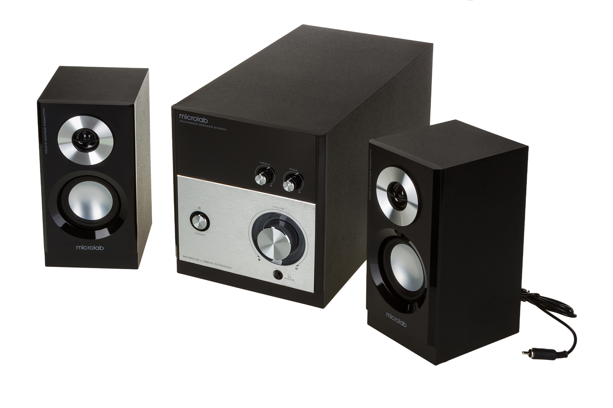 Acoustic system Microlab M880: review and reviews