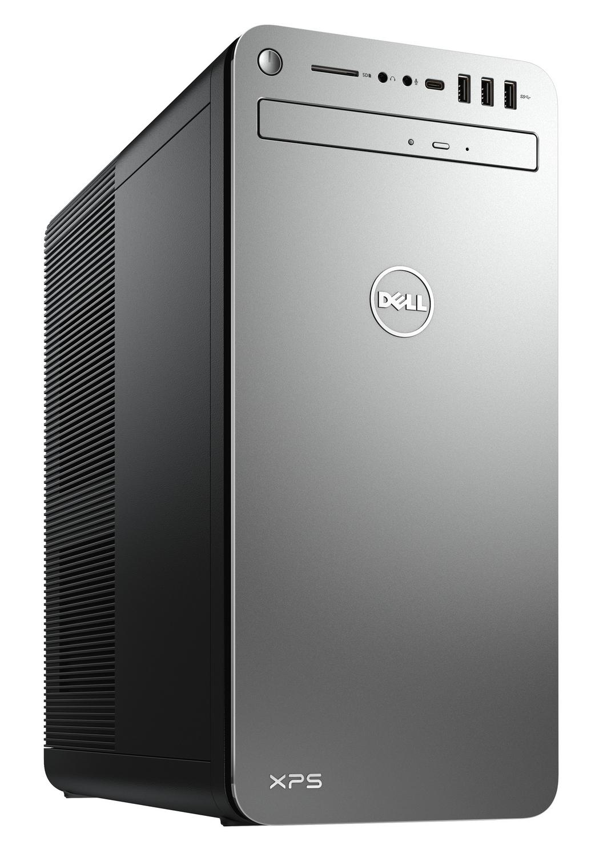 Desktop Dell XPS 8930-8116 - i7-8700, 16GB DDR4, 2TB HDD, 256GB SSD, NVIDIA  GTX1060, HDMI, DP, WIN10PRO, 3YR OS