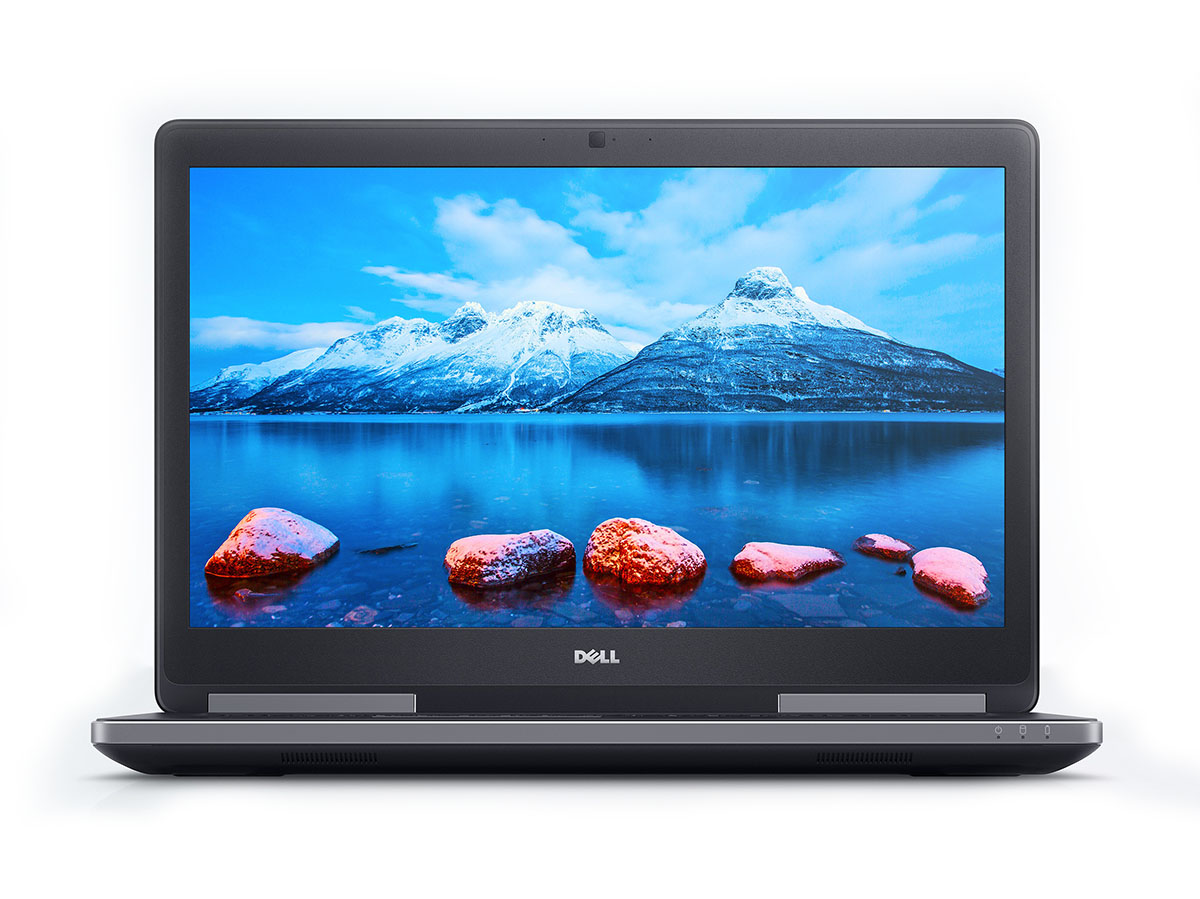 """Dell Precision M7520-1250 - 15 6"""", FHD, E3-1505M, 16GB DDR4, 512GB SSD,  NVIDIA Quadro M2200, WIN10PRO, 3YR OS, 2 79kg"""
