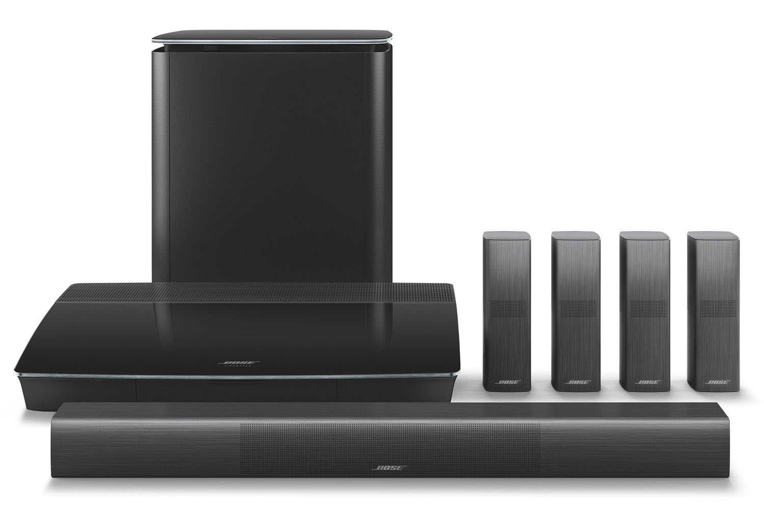 Bose 91015030ls650 Online Speakers Store Israel Buy Price Soundtouch 300 With Acoustimass Plus Virtually Invisible Lifestyle 650