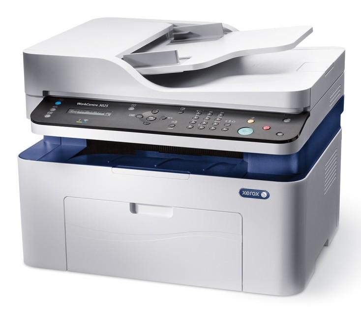 Xerox Workcentre 3025 Stafflasopa