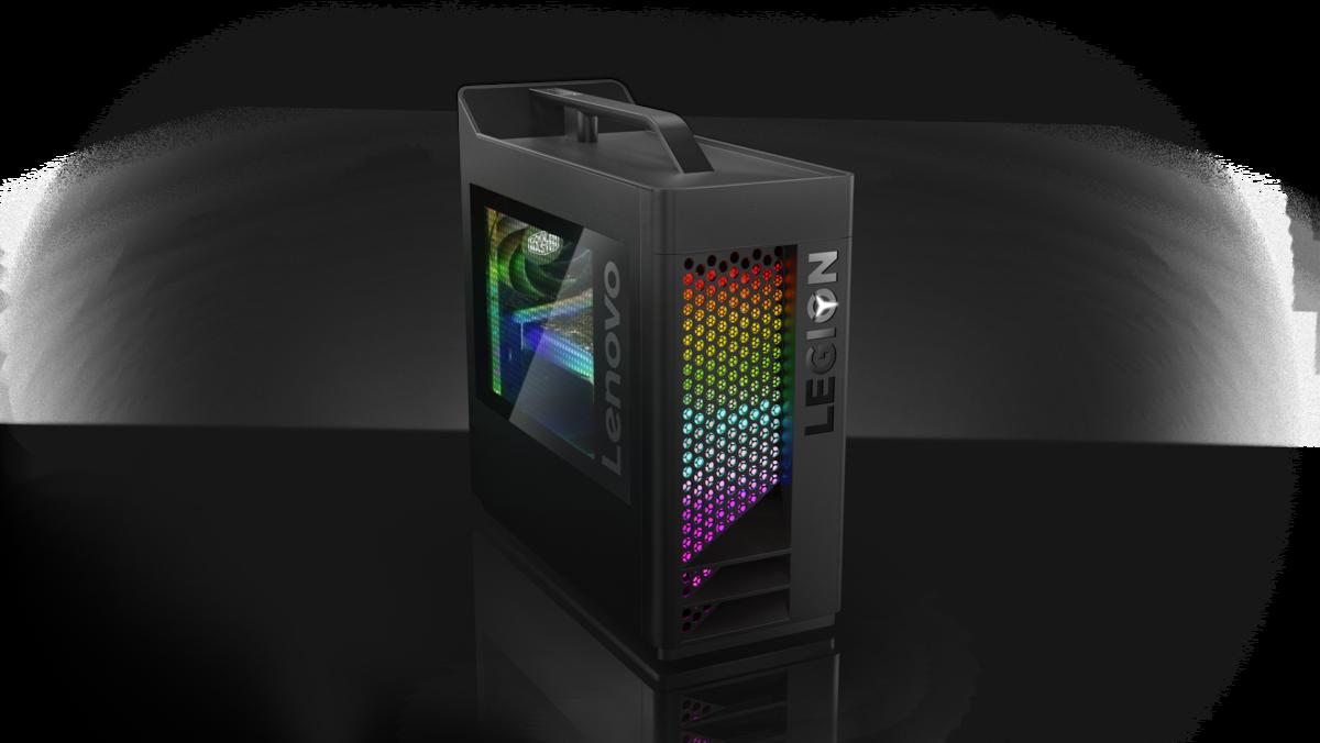 Gaming PC Lenovo Legion T730-28ICO - i7-8700K, 16GB DDR4, 2TB HDD, 256GB  SSD, GTX 1060 6GB, DOS