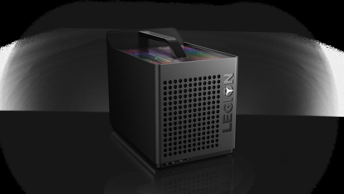 Gaming PC Lenovo Legion C730-19ICB - i7-8700K, 16GB DDR4, 2TB HDD, 256GB  SSD, GTX 1060 6GB, Win 10