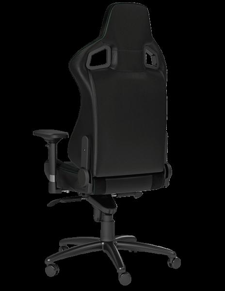 Incredible Noblechairs Epic Gaming Chair Black Green Inzonedesignstudio Interior Chair Design Inzonedesignstudiocom