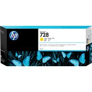 HP 728, Yellow,