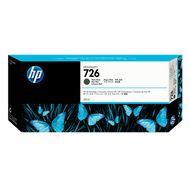 HP 726, Matte Black,