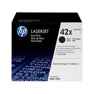 HP 42X 2-pack High