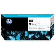 HP 80, Black,