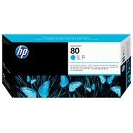 HP 80, Cyan,