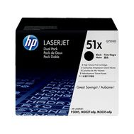 HP 51X, 2-pack, High