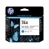 HP 744, Photo