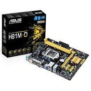 ASUS H81M-D, Micro