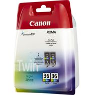 Canon CLI-36 C/M/Y