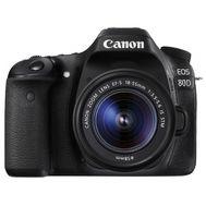 Canon EOS 80D + EF-S