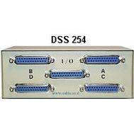 4-Port DB25 Manual Switch Box