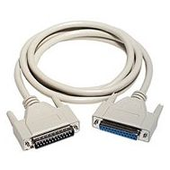 D-Sub25 Extension Cable M/F 1.5m
