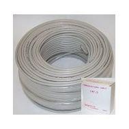 RJ45 Cat5 flexible Shielded cable 100M