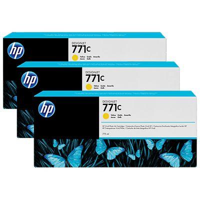 HP 771C, 3-pack,