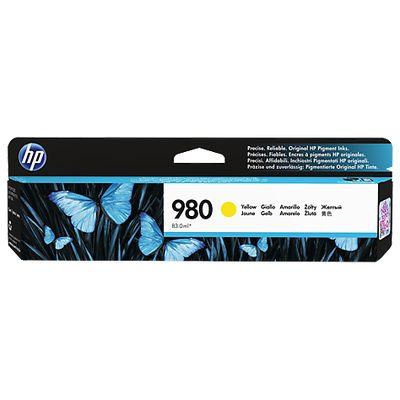 HP 980, Yellow,
