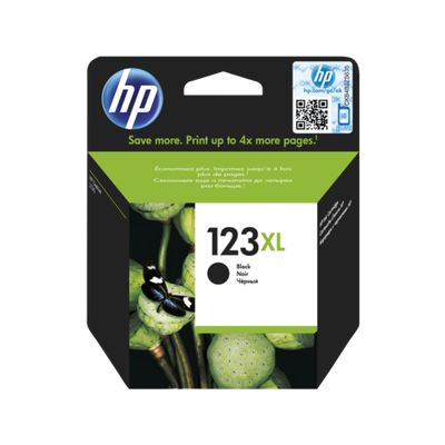 HP 123XL, High Yield