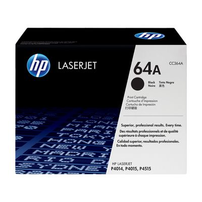 HP 64A, Black,