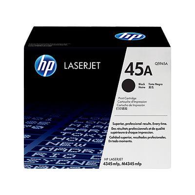 HP 45A, Black,