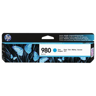 HP 980, Cyan,
