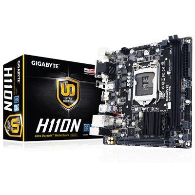 Gigabyte GA-H110N,
