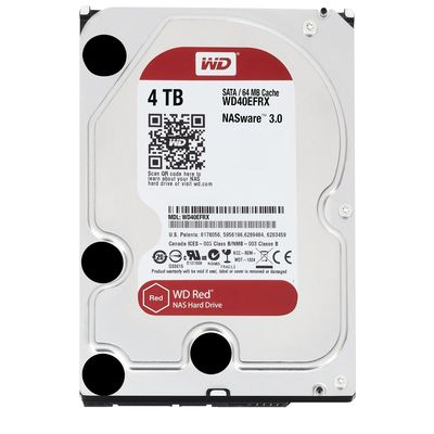 WD Red 4TB NAS Hard