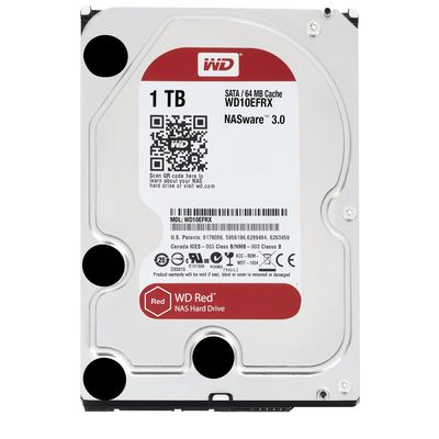 WD Red 2TB NAS Hard