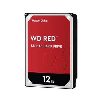 WD Red - 12TB HDD,
